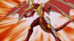 Blitz Dragonoid (Stand)