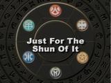 Shun macht sein Ding