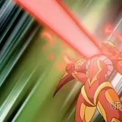 Neo Ziperator using <b>Bow Arrow</b>