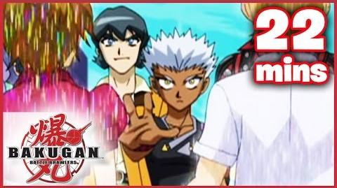Bakugan Battle Brawlers Hostile Takeover Ep. 112