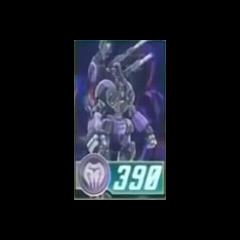 Darkus Laserman scanned by a Bakupod