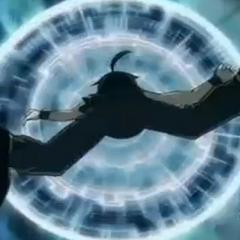 Shun falling into a portal to <a href=