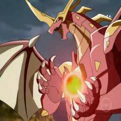 Helix Dragonoid using <b>Dragon Surge</b>