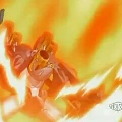 This user loves how Chaos Bakugan getting defeated easily
