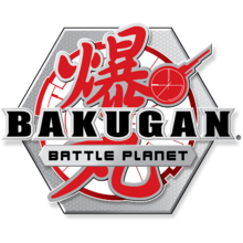 Bakugan Battle Planet logo color square