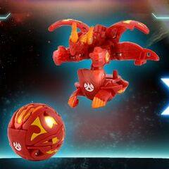 Blitz Dragonoid at Bakugan.com