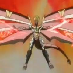 Blitz Dragonoid using <b>Particle Buster</b>