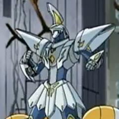 Wolfurio using ability <b>Metal Lords</b>
