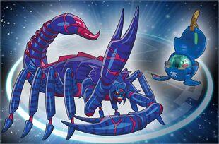 Skorpion (Bakugan)