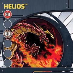 Blue Ability Card design for Bakugan: New Vestroia