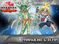 Marucho Markura and Elfin