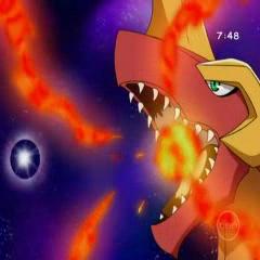 Helix Dragonoid using <b>Galactic Dragon</b>