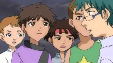 Bakugan Folge 4 - Dan und Drago