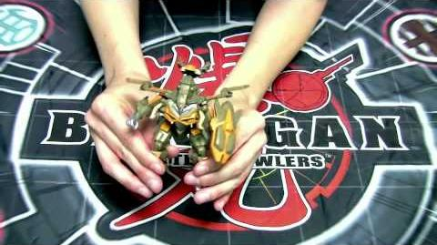 Bakugan Mechtanium Surge - July 2011 Release Previews