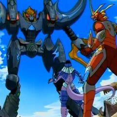 Venexus vs Preyas and Drago