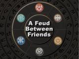 Ein Streit unter Freunden