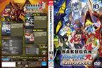 Bakugan Battle Brawlers Gundalian Invaders Vol.10