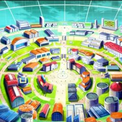 Bakugan Interspace as it is in GI