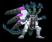 Cyborg Hydranoid