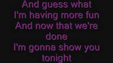 Pink-so what(lyrics)