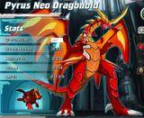 Neo Dragonoid true