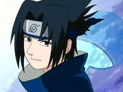 3492 Sasuke with blue