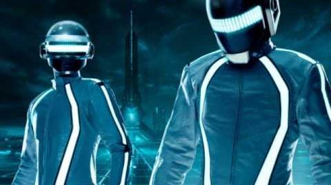 Daft Punk Tron Legacy soundtrack - Derezzed