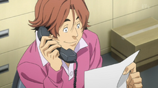 Masakazu Yamahisa (Anime)