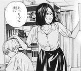 Takagi's mother