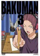 Bakuman DVD 3
