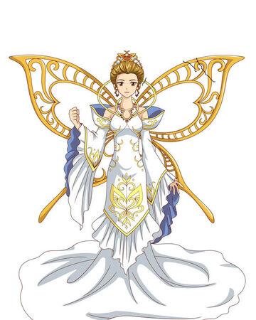 Fairy Queen Rainbow Heart Stone Balala The Fairies Wiki Fandom