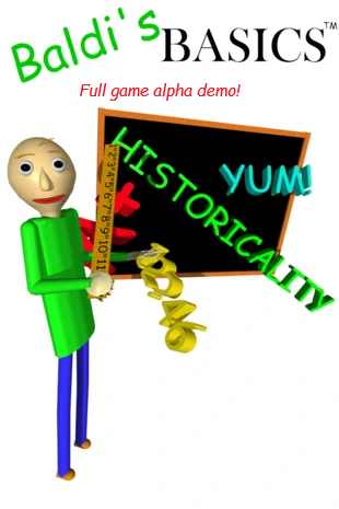 Baldi's Basics: Alpha Full Game | Baldi's Basics Fanon Wiki