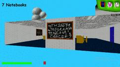 Secret Chalkboard iG