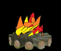Campfire active