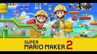 Desert (Super Mario World) - Super Mario Maker 2 Music Extended