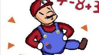 Diagonal Mario 2 Ultimate Meme Machine Title Screen Music