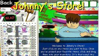 Johnny's Store! Baldi's Basics Plus V0.2.1 Update