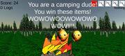 Campingupdate