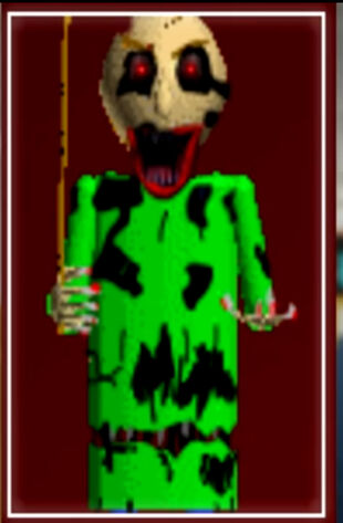 Your Best Friend Baldi S Basics Roblox Wiki Fandom Character Education Wikipedia Induced Info