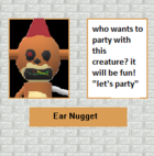 Ear Nugget Poster