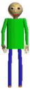 Baldi decal