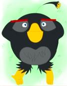 Crappy Bomb Bird