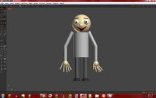 Dr. Franky No Mask Anim8or version