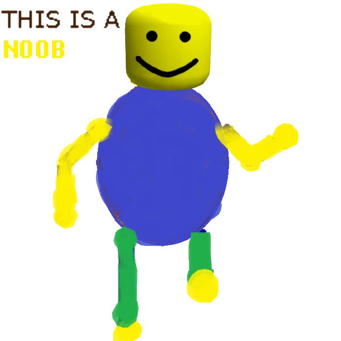 It S A Noob Baldi S Basics Roblox Wiki Fandom