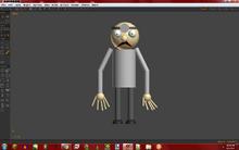 Dr. Franky Fail Anim8or version