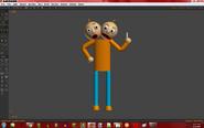 2 Head Guy Anim8or version