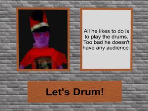 Let's Drum | Baldi's Basics Roblox Wiki | FANDOM powered by