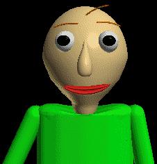 Baldi S Basics Full Game Demo Rp Characters Baldi S Basics