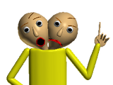 Two-headed baldi