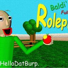 Baldi S Basics Full Game Demo Rp Baldi S Basics Roblox Wiki Fandom